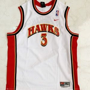 🏀 Nike Atlanta Hawks Jersey stitched embroidered